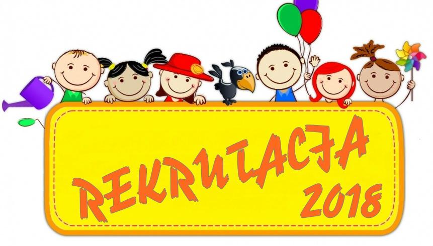 Rekrutacja do Szkoły Podstawowej na rok szkolny 2018/2019